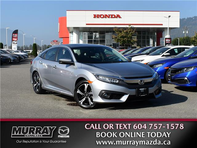 2017 Honda Civic Touring (Stk: 20H383A) in Chilliwack - Image 1 of 30