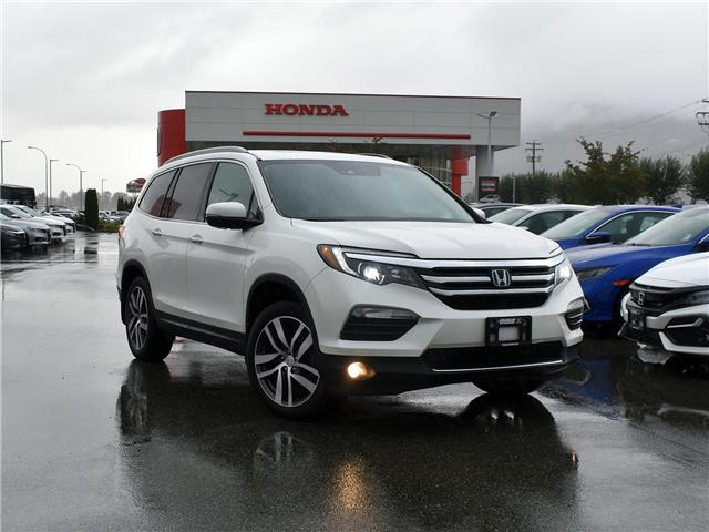 2017 Honda Pilot Touring (Stk: 20D389A) in Chilliwack - Image 1 of 29