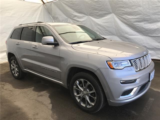 2020 Jeep Grand Cherokee Summit (Stk: 201045) in Thunder Bay - Image 1 of 17