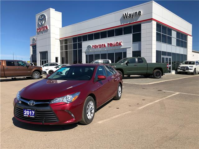 2017 Toyota Camry LE (Stk: 11058) in Thunder Bay - Image 1 of 28