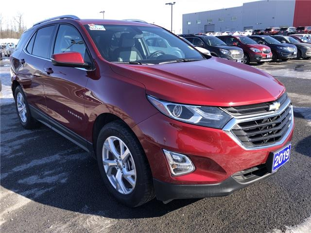 2019 Chevrolet Equinox LT (Stk: S2382) in Cornwall - Image 1 of 19