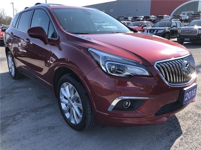2016 Buick Envision Premium II (Stk: S2385) in Cornwall - Image 1 of 21