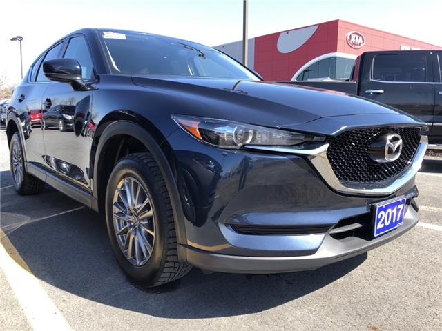 2017 Mazda CX-5 GS (Stk: 19153A) in Cornwall - Image 1 of 15