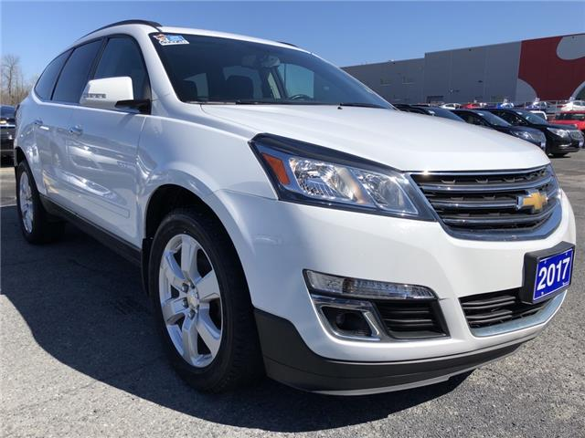 2017 Chevrolet Traverse 1LT (Stk: 20090A) in Cornwall - Image 1 of 24