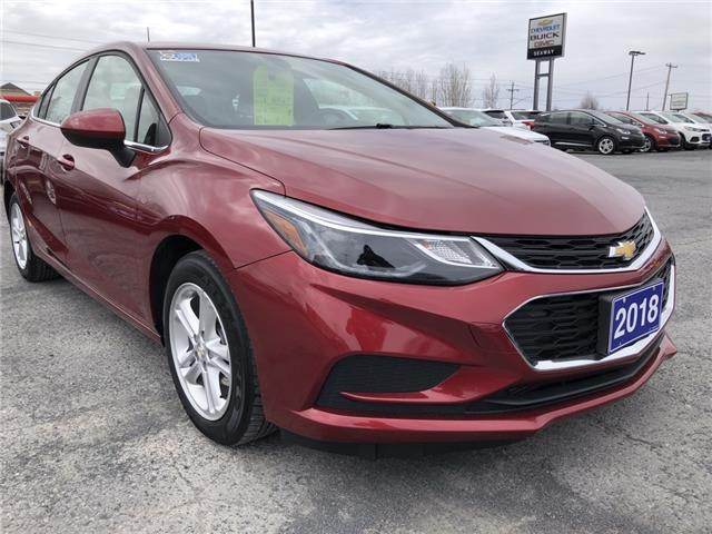 2018 Chevrolet Cruze LT Auto (Stk: S2291) in Cornwall - Image 1 of 20