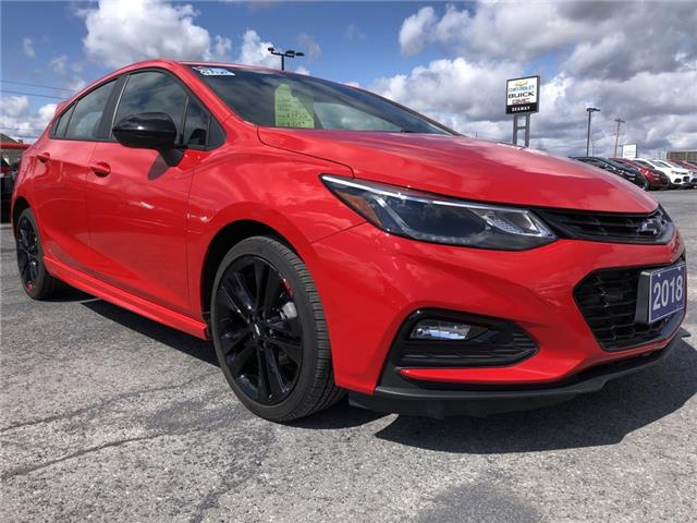 2018 Chevrolet Cruze LT Auto (Stk: 19293A) in Cornwall - Image 1 of 19