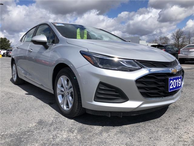 2019 Chevrolet Cruze LT (Stk: B2257) in Cornwall - Image 1 of 17
