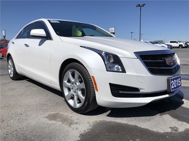2015 Cadillac ATS 2.0L Turbo (Stk: S2379) in Cornwall - Image 1 of 28