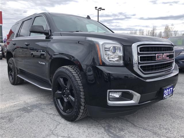 2017 GMC Yukon SLT (Stk: 20194B) in Cornwall - Image 1 of 30