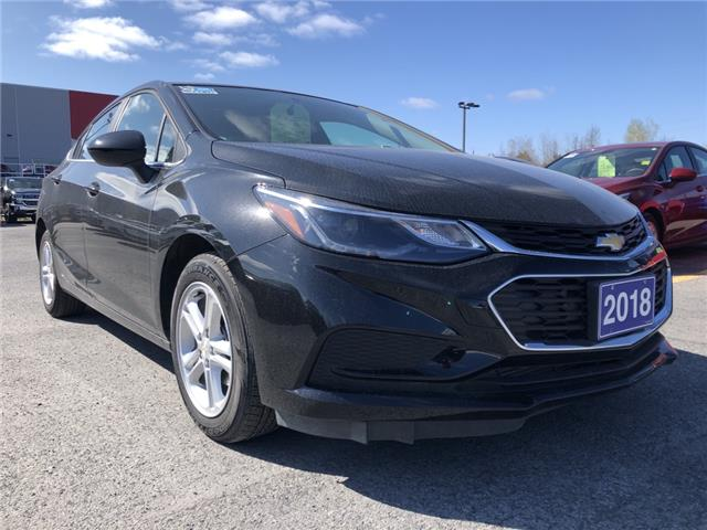2018 Chevrolet Cruze LT Manual (Stk: S2371) in Cornwall - Image 1 of 18