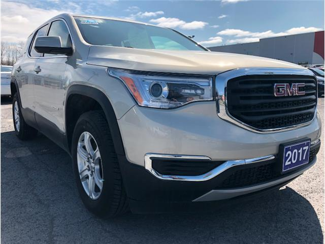 2017 GMC Acadia SLE-1 (Stk: 20086A) in Cornwall - Image 1 of 21