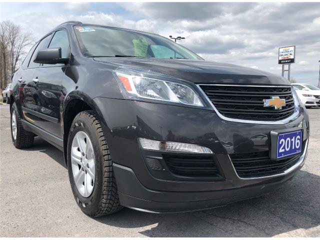 2016 Chevrolet Traverse LS (Stk: B2272A) in Cornwall - Image 1 of 25
