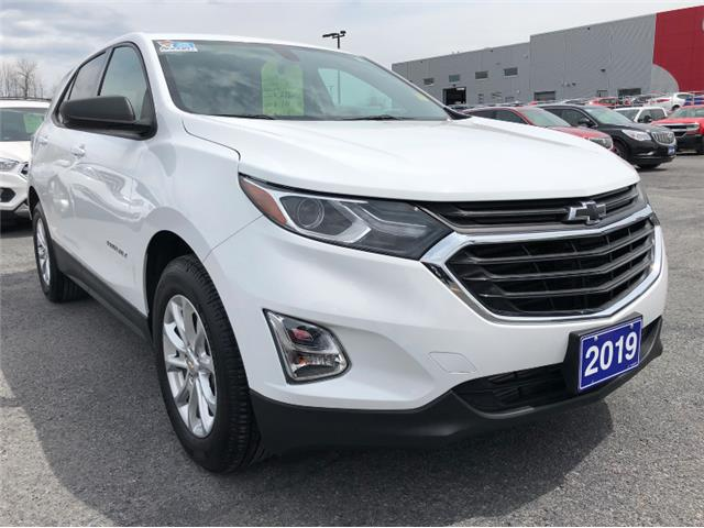 2019 Chevrolet Equinox LT (Stk: S2381) in Cornwall - Image 1 of 17