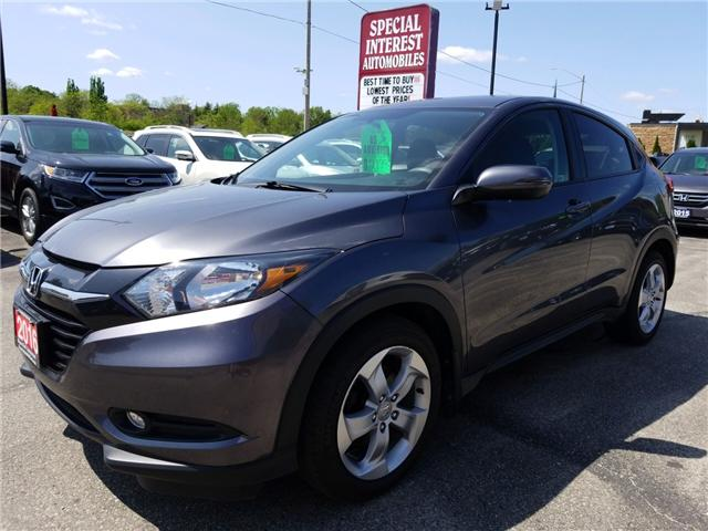2016 Honda HR-V EX (Stk: 104974) in Cambridge - Image 1 of 27
