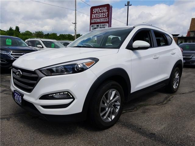 2016 Hyundai Tucson Base (Stk: 103447) in Cambridge - Image 1 of 22