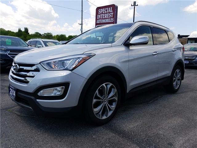2014 Hyundai Santa Fe Sport 2.0T Premium (Stk: 222001) in Cambridge - Image 1 of 25