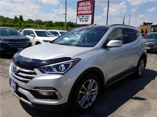 2017 Hyundai Santa Fe Sport 2.0T Limited (Stk: 389411) in Cambridge - Image 1 of 25