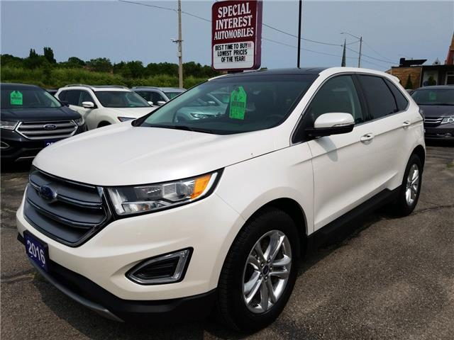 2016 Ford Edge SEL (Stk: B28429) in Cambridge - Image 1 of 25