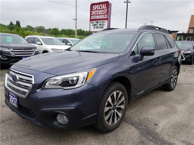 2017 Subaru Outback 2.5i Limited (Stk: 398752) in Cambridge - Image 1 of 26
