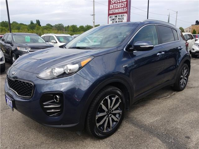 2017 Kia Sportage EX (Stk: 166190) in Cambridge - Image 1 of 24
