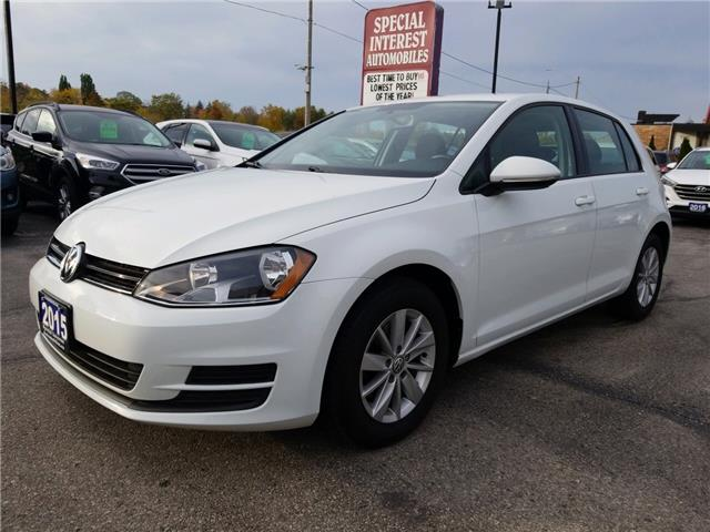 2015 Volkswagen Golf 1.8 TSI Trendline (Stk: 089942) in Cambridge - Image 1 of 15