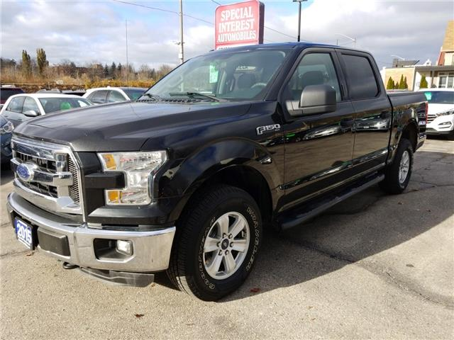 2015 Ford F-150 XLT (Stk: D72613) in Cambridge - Image 1 of 18