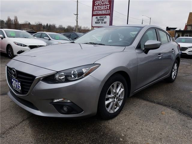 2015 Mazda Mazda3 GS (Stk: 236176) in Cambridge - Image 1 of 24