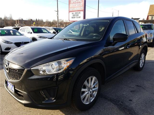 2014 Mazda CX-5 GX (Stk: 360903) in Cambridge - Image 1 of 20