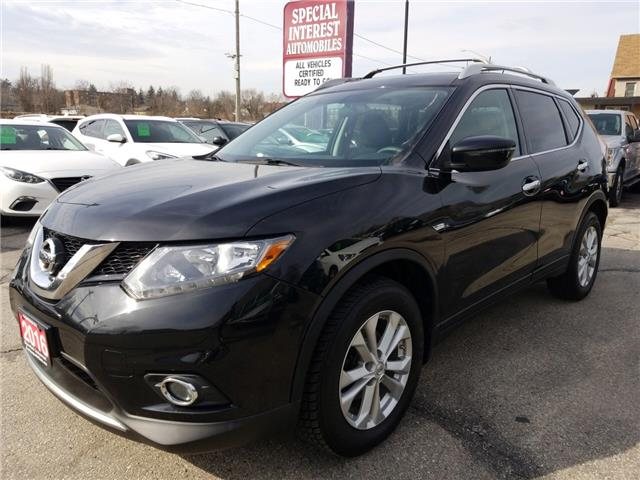 2016 Nissan Rogue SV (Stk: 749921) in Cambridge - Image 1 of 22