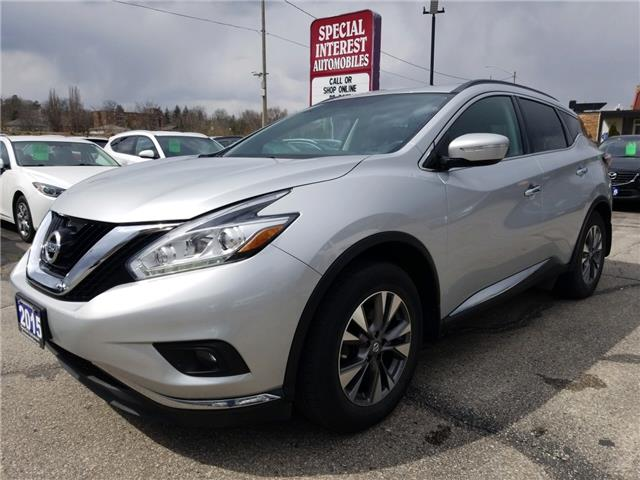 2015 Nissan Murano SV (Stk: 276130) in Cambridge - Image 1 of 24