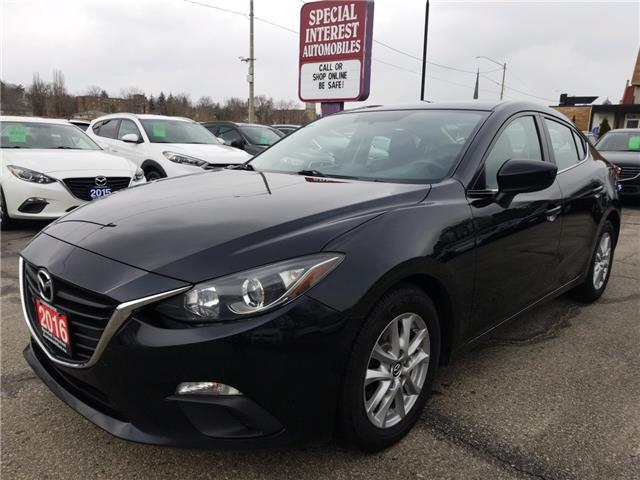 2016 Mazda Mazda3 GS (Stk: 301620) in Cambridge - Image 1 of 19