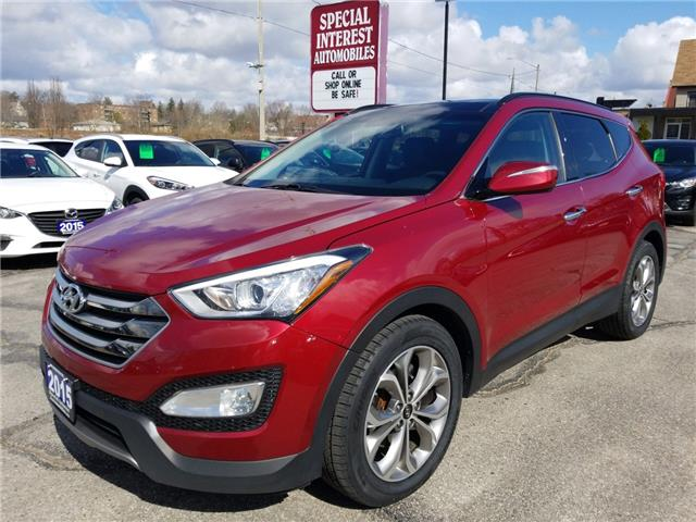 2015 Hyundai Santa Fe Sport 2.0T SE (Stk: 269132) in Cambridge - Image 1 of 26