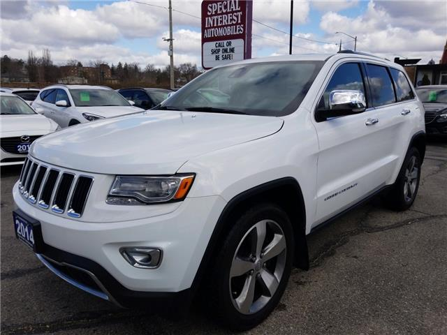 2014 Jeep Grand Cherokee Limited (Stk: 452909) in Cambridge - Image 1 of 25