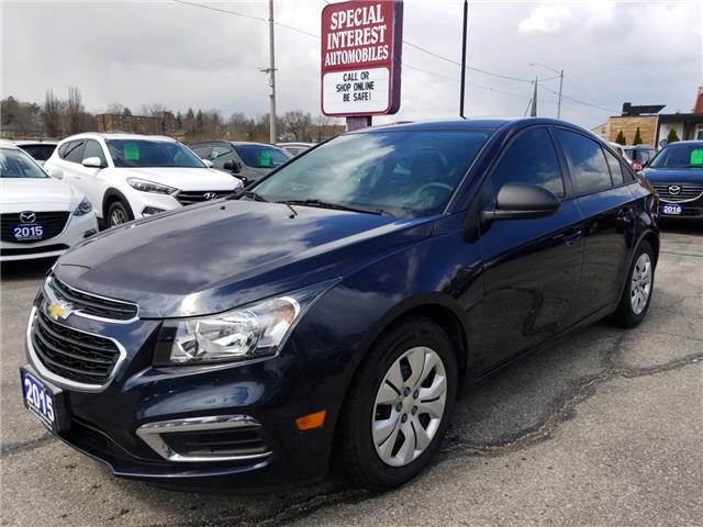 2015 Chevrolet Cruze 2LS (Stk: 109464) in Cambridge - Image 1 of 18