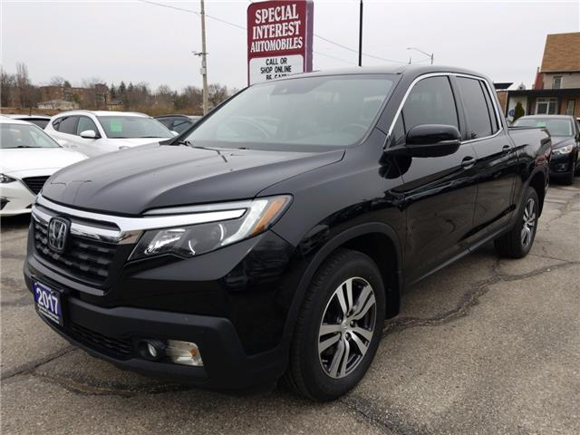 2017 Honda Ridgeline EX-L (Stk: 503792) in Cambridge - Image 1 of 25