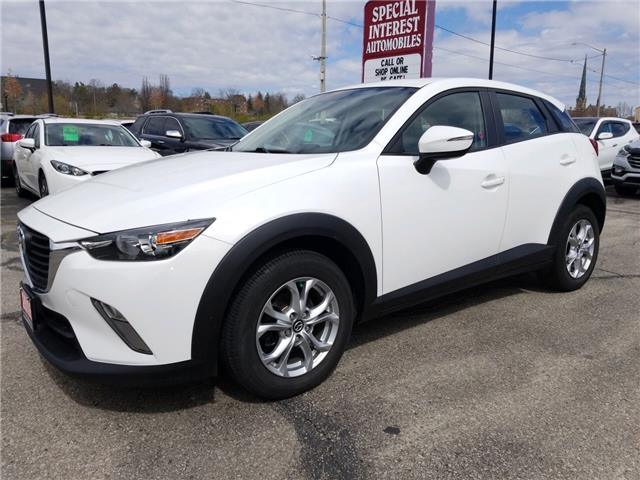2016 Mazda CX-3 GS (Stk: 101440) in Cambridge - Image 1 of 24