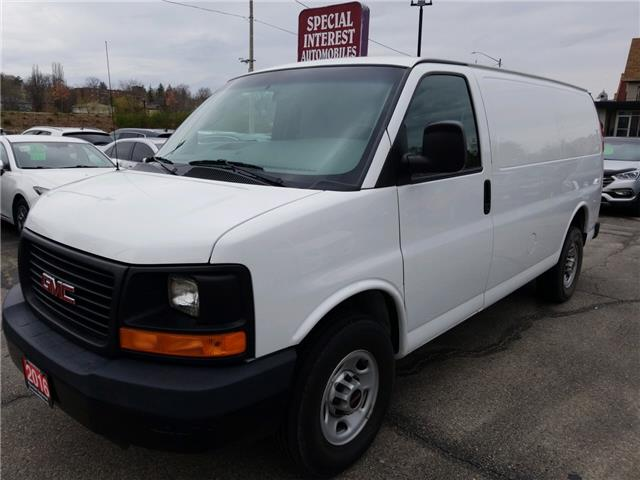 2016 GMC Savana 2500 1WT (Stk: 299400) in Cambridge - Image 1 of 15