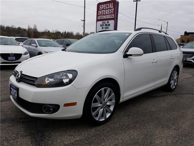 2013 Volkswagen Golf 2.0 TDI Highline (Stk: 609652) in Cambridge - Image 1 of 23