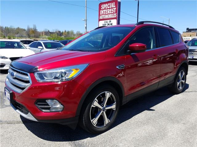 2017 Ford Escape SE (Stk: B31778) in Cambridge - Image 1 of 22