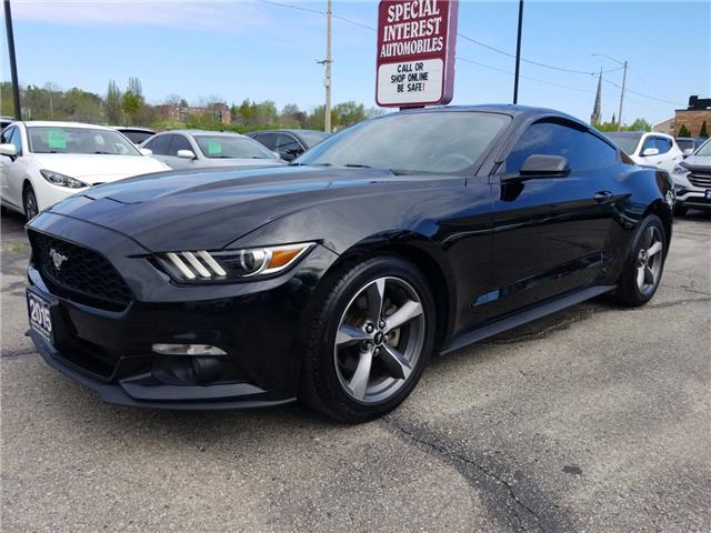 2015 Ford Mustang V6 (Stk: 379016) in Cambridge - Image 1 of 20