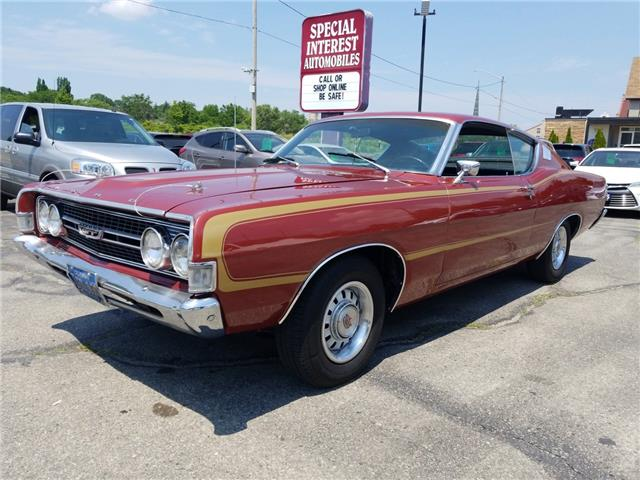 1968 Ford TORINO GT (Stk: I80773) in Cambridge - Image 1 of 18