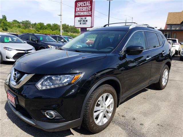 2016 Nissan Rogue SV (Stk: 749922) in Cambridge - Image 1 of 22