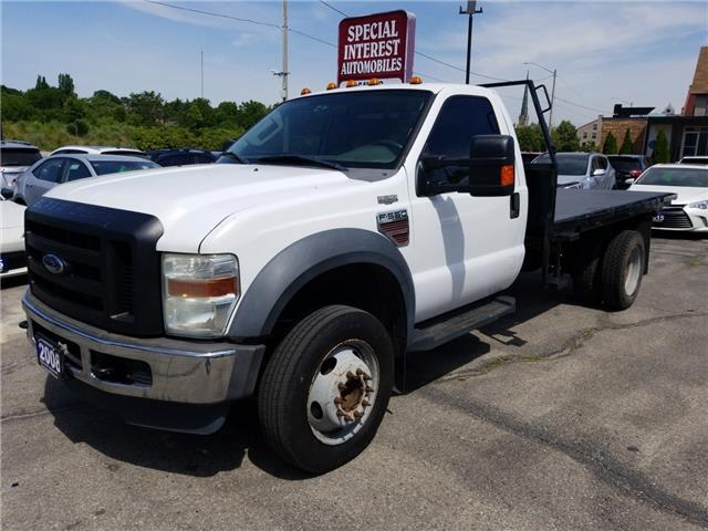 2008 Ford F-550 Chassis XL (Stk: D23519) in Cambridge - Image 1 of 16