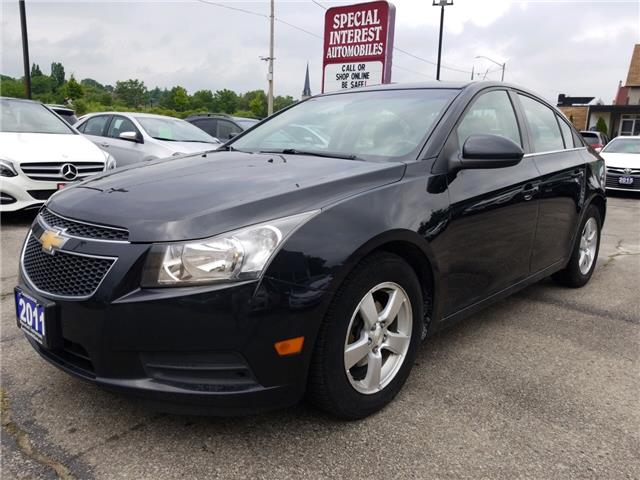 2011 Chevrolet Cruze LT Turbo (Stk: 255787) in Cambridge - Image 1 of 12