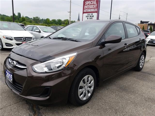 2015 Hyundai Accent GL (Stk: 208054) in Cambridge - Image 1 of 19