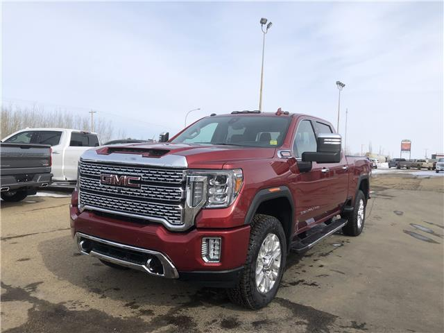 2020 GMC Sierra 3500HD Denali (Stk: T0109) in Athabasca - Image 1 of 28