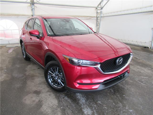 2019 Mazda CX-5 GS (Stk: B611225) in Calgary - Image 1 of 26