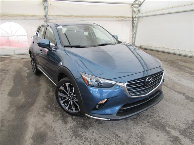 2019 Mazda CX-3 GT (Stk: B440023) in Calgary - Image 1 of 27