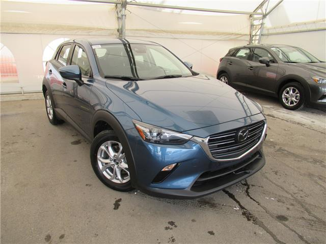 2019 Mazda CX-3 GS (Stk: B440062) in Calgary - Image 1 of 26