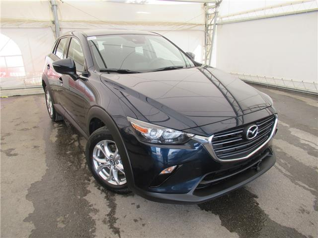 2019 Mazda CX-3 GS (Stk: B436044) in Calgary - Image 1 of 25
